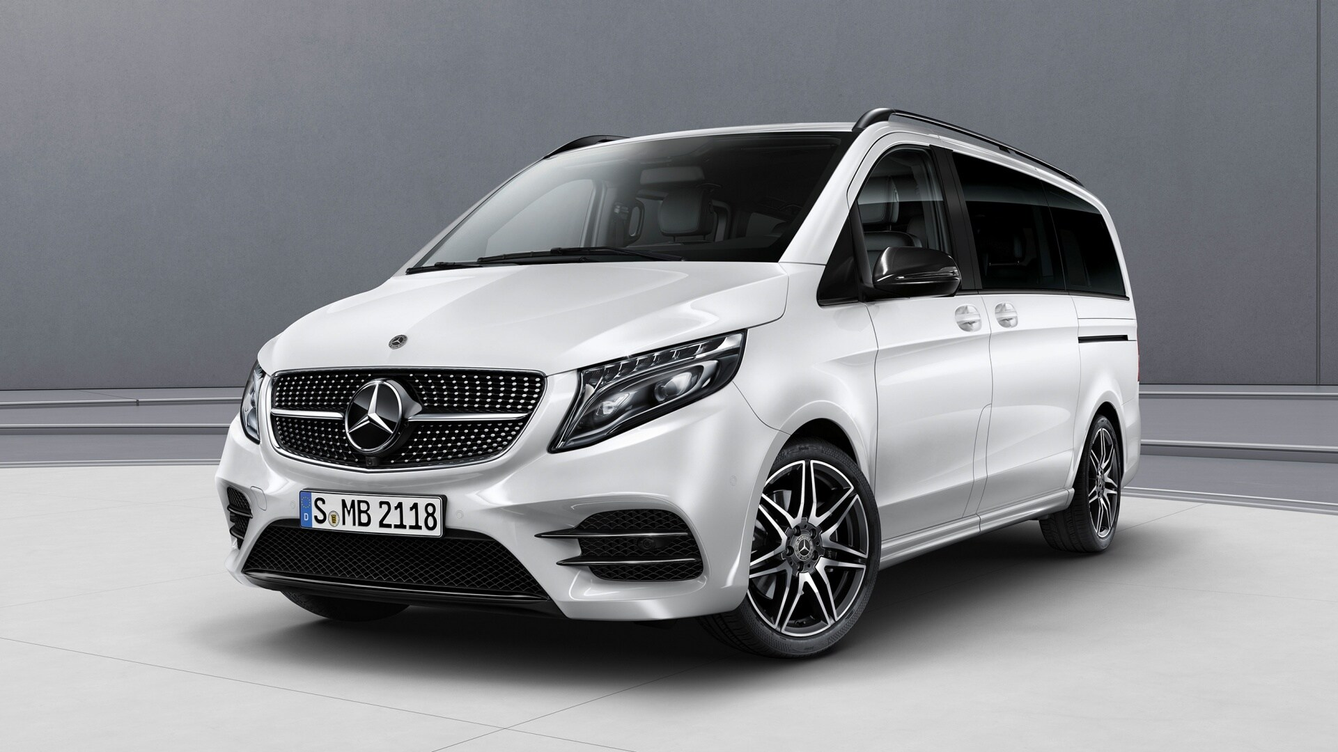 Mercedes-benz x-klass
