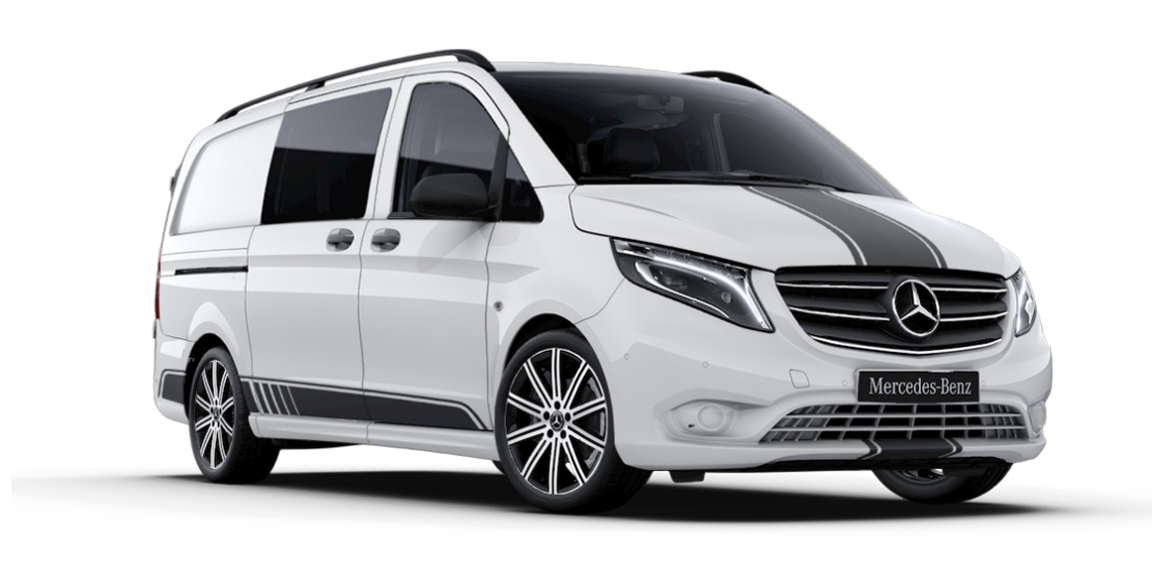Vito Tourer, Vito designversion SPORT